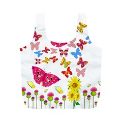 Butterfly Beauty Reusable Bag (M)
