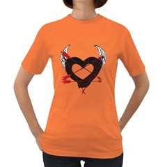 lovestagram Women s T-shirt (Colored)