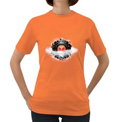 Space tune Women s T-shirt (Colored)