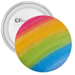 Acrylic Rainbow 3  Button