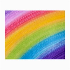 Acrylic Rainbow Glasses Cloth (Small, Two Sided)