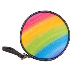Acrylic Rainbow Cd Wallet