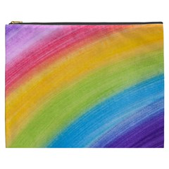 Acrylic Rainbow Cosmetic Bag (XXXL)