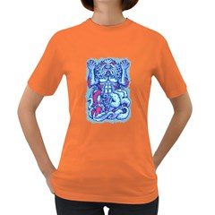 King from deep sea Women s T-shirt (Colored)