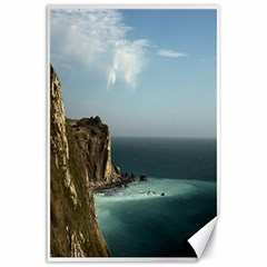 Dramatic Seaside Picture Canvas 24  x 36