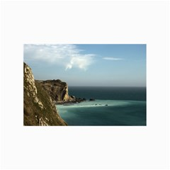 Dramatic Seaside Picture Canvas 36  x 48