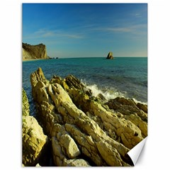2014 03 15 Durdle Door 261 Canvas 18  X 24  (unframed)