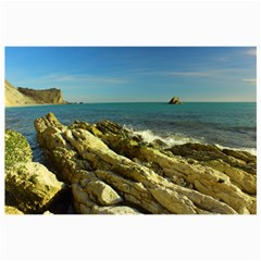 2014 03 15 Durdle Door 261 Canvas 24  X 36  (unframed)