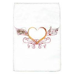 Love Music Removable Flap Cover (Large)