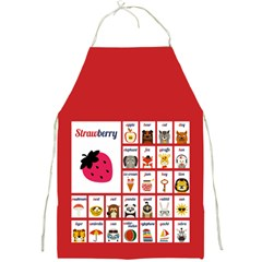ABC Apron (Red)