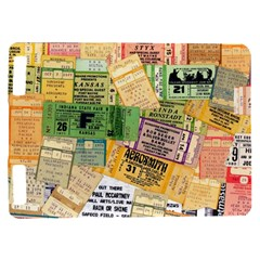 Retro Concert Tickets Kindle Touch 3G Hardshell Case