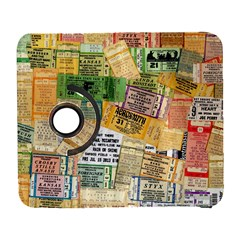 Retro Concert Tickets Samsung Galaxy S  III Flip 360 Case