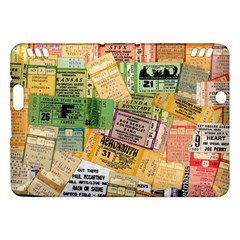 Retro Concert Tickets Kindle Fire HDX 7  Hardshell Case