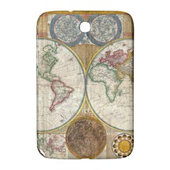 1794 World Map Samsung Galaxy Note 8.0 N5100 Hardshell Case