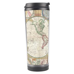 1794 World Map Travel Tumbler