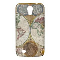 1794 World Map Samsung Galaxy Mega 6 3  I9200 Hardshell Case