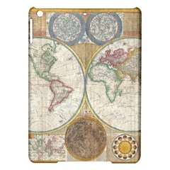 1794 World Map Apple iPad Air Hardshell Case