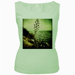 Sète Women s Tank Top (green)