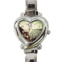 Sète Heart Italian Charm Watch
