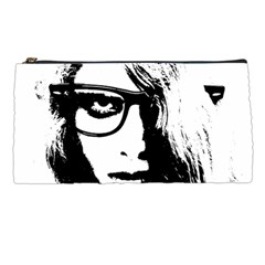 Hipster Zombie Girl Pencil Case
