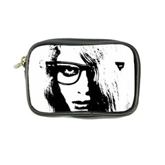 Hipster Zombie Girl Coin Purse