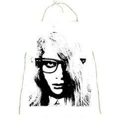 Hipster Zombie Girl Apron