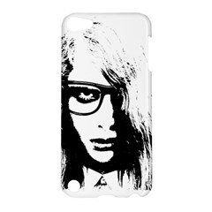 Hipster Zombie Girl Apple Ipod Touch 5 Hardshell Case