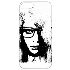 Hipster Zombie Girl Apple Iphone 5 Classic Hardshell Case