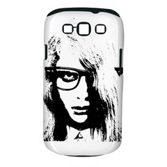 Hipster Zombie Girl Samsung Galaxy S Iii Classic Hardshell Case (pc+silicone)