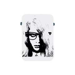 Hipster Zombie Girl Apple iPad Mini Protective Sleeve