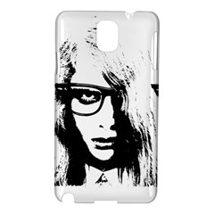 Hipster Zombie Girl Samsung Galaxy Note 3 N9005 Hardshell Case