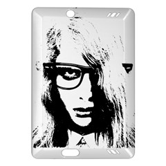 Hipster Zombie Girl Kindle Fire HD 7  (2nd Gen) Hardshell Case