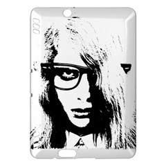 Hipster Zombie Girl Kindle Fire HDX 7  Hardshell Case