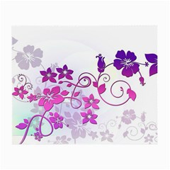 Floral Garden Glasses Cloth (Small)