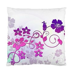 Floral Garden Cushion Case (single Sided)