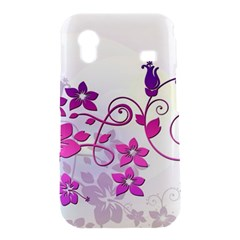 Floral Garden Samsung Galaxy Ace S5830 Hardshell Case