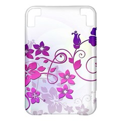 Floral Garden Kindle 3 Keyboard 3G Hardshell Case