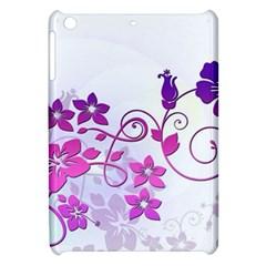 Floral Garden Apple iPad Mini Hardshell Case