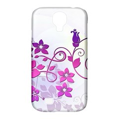 Floral Garden Samsung Galaxy S4 Classic Hardshell Case (PC+Silicone)