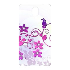 Floral Garden Samsung Galaxy Note 3 N9005 Hardshell Back Case