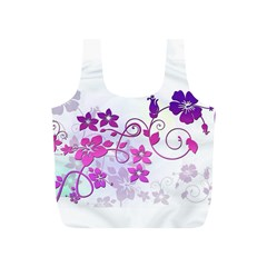 Floral Garden Reusable Bag (s)