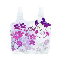 Floral Garden Reusable Bag (M)