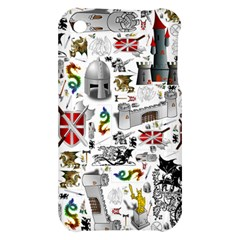 Medieval Mash Up Apple iPhone 3G/3GS Hardshell Case