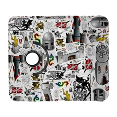 Medieval Mash Up Samsung Galaxy S  III Flip 360 Case