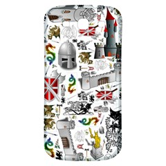 Medieval Mash Up Samsung Galaxy S3 S Iii Classic Hardshell Back Case