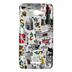 Medieval Mash Up HTC Butterfly (X920e) Hardshell Case