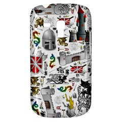 Medieval Mash Up Samsung Galaxy S3 Mini I8190 Hardshell Case