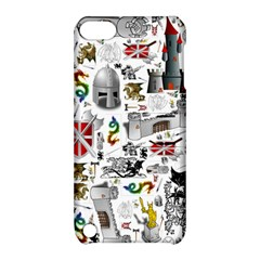 Medieval Mash Up Apple iPod Touch 5 Hardshell Case with Stand