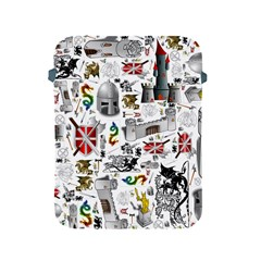 Medieval Mash Up Apple Ipad Protective Sleeve