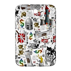 Medieval Mash Up Samsung Galaxy Note 8.0 N5100 Hardshell Case